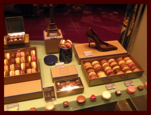 Delicacies at Jean-Paul Hévin