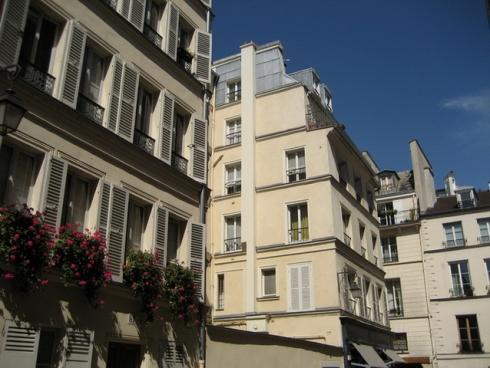 Saint-Louis houses