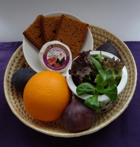Salade Pain dEp Ingredients