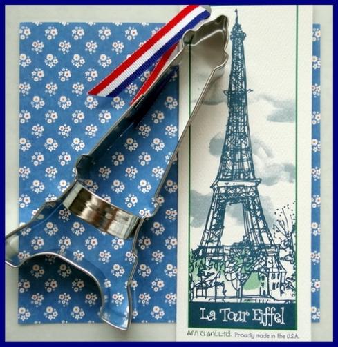 Eiffel Cutter