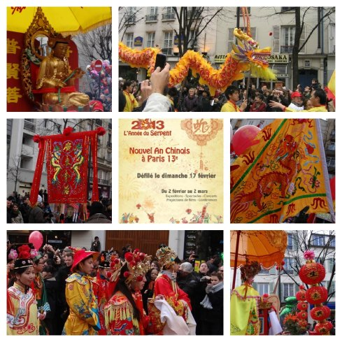 More of my pictures from previous years' Chinese New Year celebrations and this year's poster